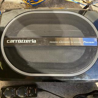 パイオニア(Pioneer)のcarrozzeria  TS-WX110A TS-WX110A(カーオーディオ)