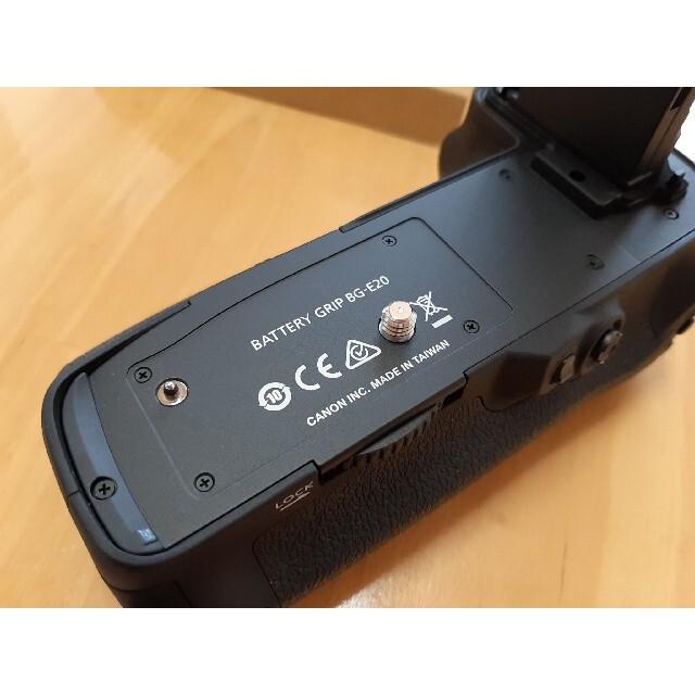 Canon(キヤノン)のcanon BG-E20 バッテリーグリップ スマホ/家電/カメラのカメラ(その他)の商品写真