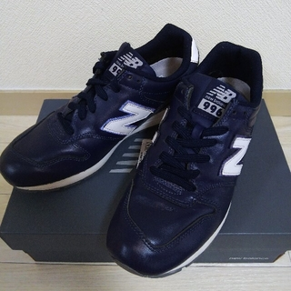 New Balance - ニューバランス996 レザー