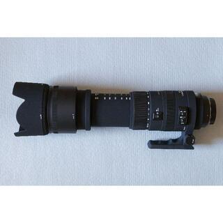 SIGMA - シグマAPO 50-500mm F4.5-6.3 DG OS HSM ソニー用