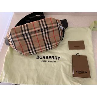 BURBERRY - 【本日価格】Burberry ヴィンテージチェック ショルダー ボディーバッグ