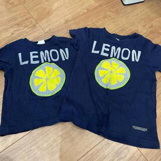 BREEZE - BREEZE ブリーズ✩⃛110 90●レモン お揃い Tシャツ
