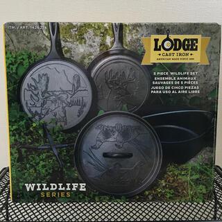 ロッジ(Lodge)のロッジ 5アイテムセット(調理器具)