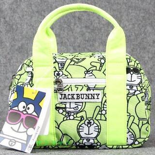 jack bunny ジャックバニーゴルフカートバック ドラえもん グリーン5g(バッグ)