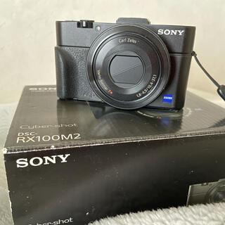 SONY - SONY Cyber−Shot RX DSC-RX100M2