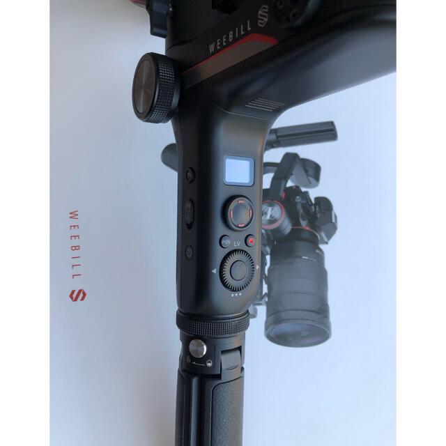 zhiyun weebill s  ジンバル  ハンドグリップ付き スマホ/家電/カメラのカメラ(その他)の商品写真