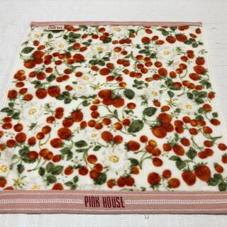 PINK HOUSE - P INKHOUSE  ピンクハウス ウォッシュタオル ハンドタオル