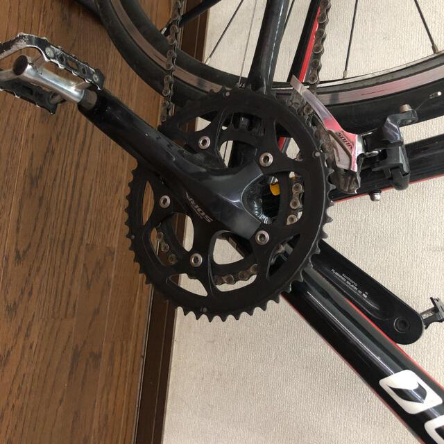 LOUIS GARNEAU(ルイガノ)のガノー[GARNEAU]ロードバイク    クロスバイク スポーツ/アウトドアの自転車(自転車本体)の商品写真