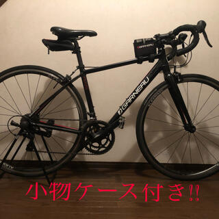 ルイガノ(LOUIS GARNEAU)のガノー[GARNEAU]ロードバイク    クロスバイク(自転車本体)