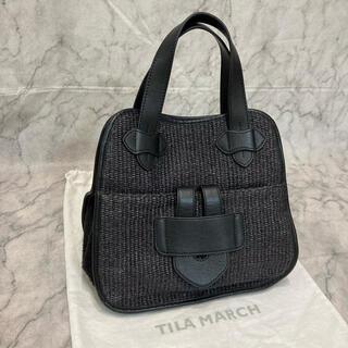 TILA MARCH - ✨フランス✨ティラマーチ ゼリグーハンドバッグ 保存袋付き
