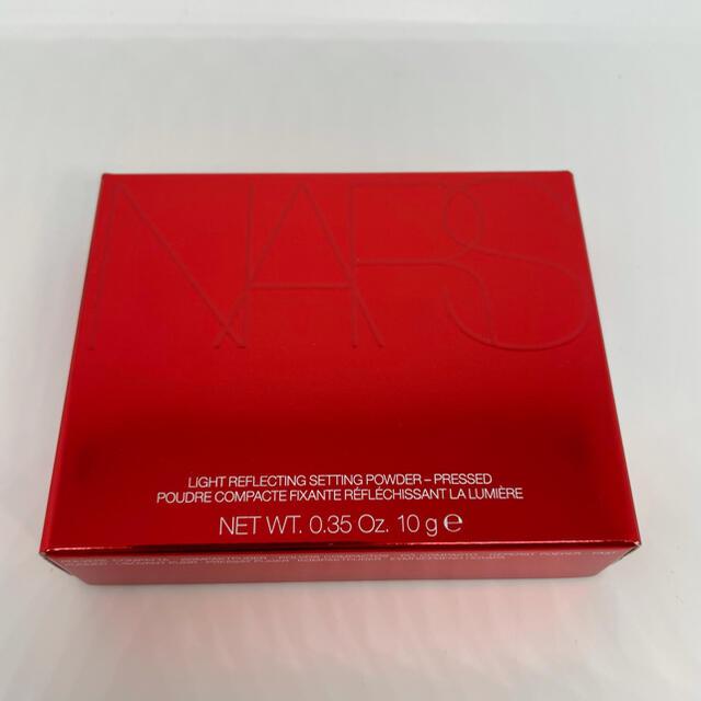 NARS(ナーズ)のNARS ライトリフレクティングセッティング プレストパウダー N ナーズ 赤 コスメ/美容のベースメイク/化粧品(フェイスカラー)の商品写真
