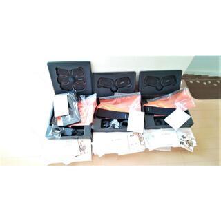 SIXPAD - 6月購入 メーカー保証 販売証明あり SIXPAD 3台セット