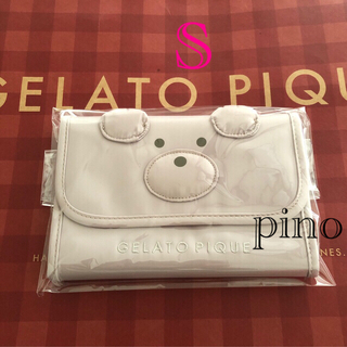 gelato pique - レア ジェラート ピケ Bear母子手帳ケース Sサイズ