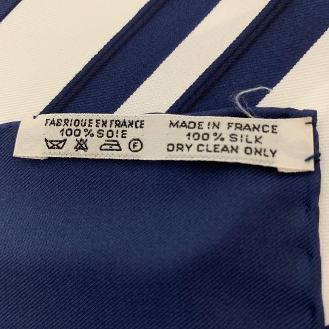 Hermes(エルメス)のエルメス スカーフ 未使用 ハンドメイドのファッション小物(スカーフ)の商品写真