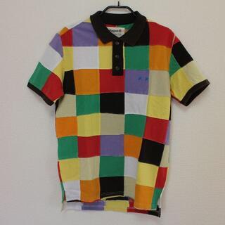 Ron Herman - 新品!定価31,900円Project e/Sサイズ/パッチワーク ポロシャツ