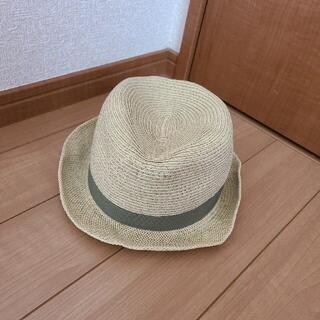 ベビーギャップ(babyGAP)のベビーギャップ 麦わら帽子 ハット 55 M/L(帽子)