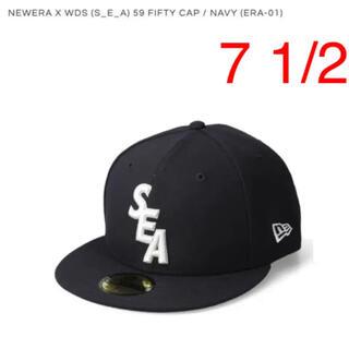 NEW ERA - 7 1/2 wind and sea newera 59 fifty navy