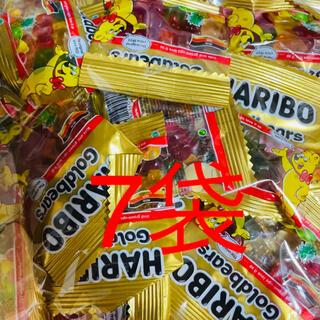 コストコ(コストコ)のハリボー ゴールドベアグミ 10g x 7袋(菓子/デザート)