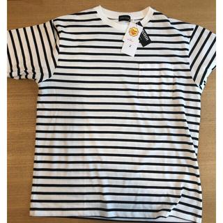ザショップティーケー(THE SHOP TK)の【SHELTECH×ChupaChups】ボーダーTシャツ(Tシャツ/カットソー(半袖/袖なし))