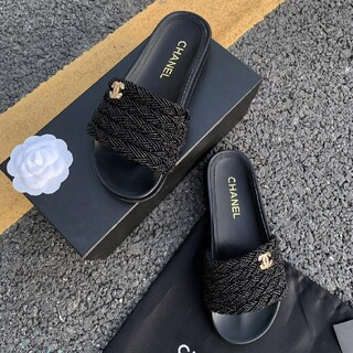 CHANEL - 美品Chanel夏サンダル#05