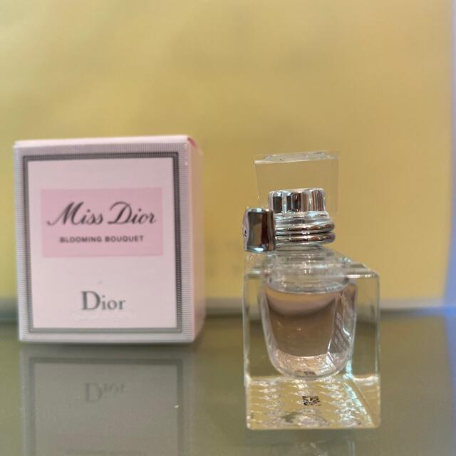 Dior(ディオール)のミスディオール ブルーミングブーケ Dior 5ml 香水  コスメ/美容の香水(香水(女性用))の商品写真
