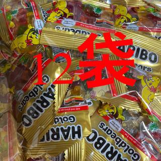 コストコ(コストコ)のハリボー ゴールドベアグミ 10g x 12袋(菓子/デザート)