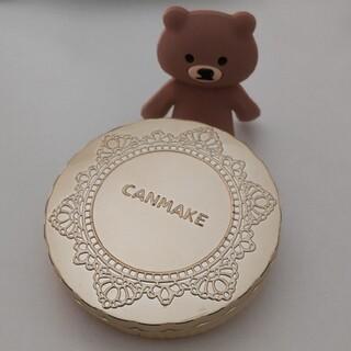CANMAKE - キャンメイク マシュマロフィニッシュパウダーMP ピンク フェイスパウダー
