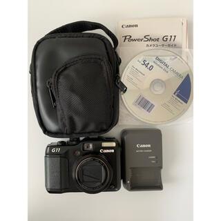 キヤノン(Canon)のCanon PowerShot G11(コンパクトデジタルカメラ)