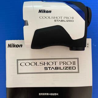 Nikon - 【Nikon】COOLSHOT PROII STABILIZED