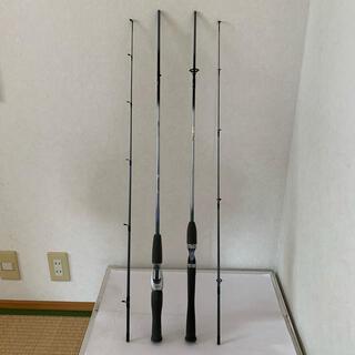 DAIWA - 【セット売り】ダイワ プロキャスターX スピニング竿 と ベイト竿 USED