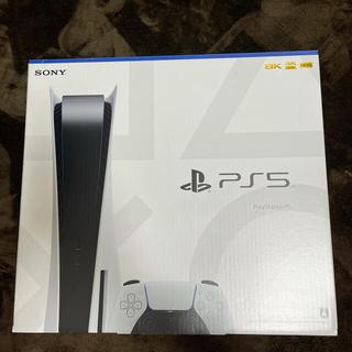 SONY - PS5 本体 ディスクドライブ搭載モデル