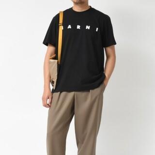 Marni - 【定価41800円!ゴールデンサイズ】MARNI マルニ ロゴティシャツ 46