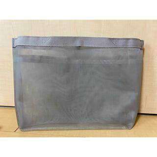 MUJI (無印良品) - 無印 バッグインバッグ B5 グレー
