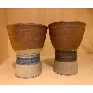 川尻製陶所 カップ ビアグラス