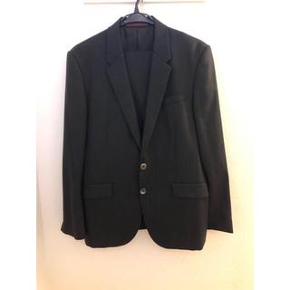 ポールスミス(Paul Smith)のポールスミス 冠婚葬祭 黒 セットアップ スーツ、パンツの2点セット。(セットアップ)