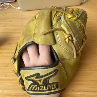 MIZUNO - ミズノプロ 硬式オーダーグラブ 投手用 2色