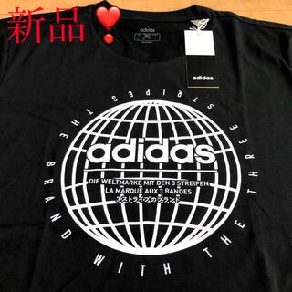 adidas - 【新品】adidas Tシャツ アディダス シャツ❣️ L サイズ