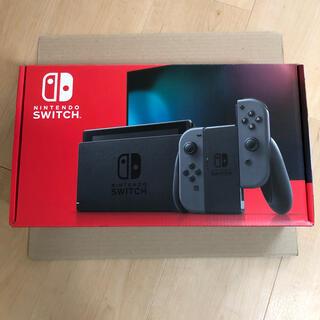 Nintendo Switch - ニンテンドースイッチ グレー 未開封新品