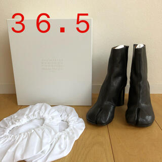 Maison Martin Margiela - 新品未使用マルジェラ 足袋ブーツ ヴィンテージレザー