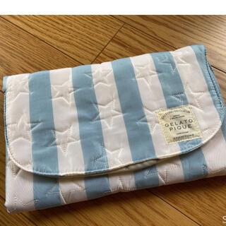 gelato pique - オムツ替えシート ジェラピケ