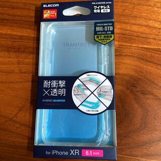 ELECOM - 【未開封】iPhone11/iPhone XR用ハイブリッドバンパー