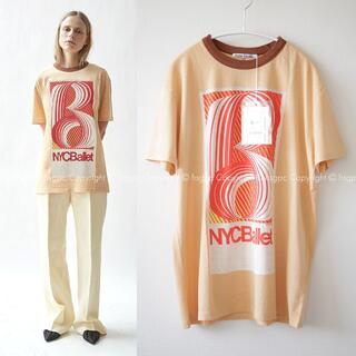 ACNE - アクネ ストゥディオズ NYC Ballet オーバーサイズ Tシャツ
