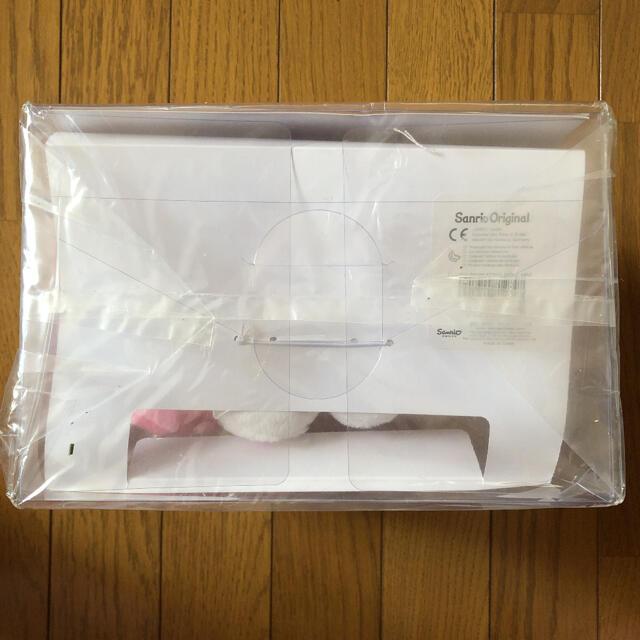 マイメロディ(マイメロディ)のサンリオ⭐︎マイメロディ⭐︎録音再生機能付き⭐︎おしゃべりぬいぐるみ⭐︎新品 エンタメ/ホビーのおもちゃ/ぬいぐるみ(キャラクターグッズ)の商品写真