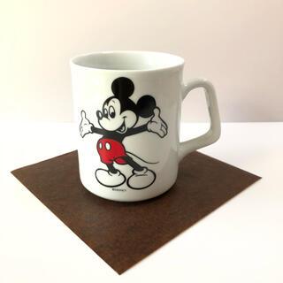 Disney - ロイターポーセリン* ドイツ製 ミッキーマウス マグカップ