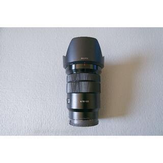 SONY - ソニー E PZ 18-105mm F4 G OSS SELP18105G