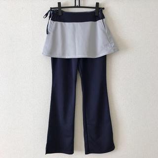 ニューバランス(New Balance)のニューバランス M テニスウェア セット ロングパンツ スカート(ウェア)