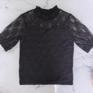 イング(INGNI)のINGNI♥ レース トップス(Tシャツ(半袖/袖なし))
