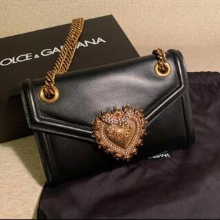 ドルチェアンドガッバーナ(DOLCE&GABBANA)のDolce&Gabbana Devotion Bag S(ショルダーバッグ)