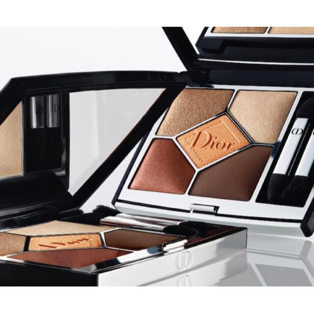 Dior(ディオール)のディオール サンククルールクチュール 439コッパー コスメ/美容のベースメイク/化粧品(アイシャドウ)の商品写真