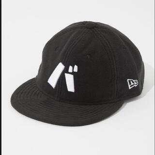 NEW ERA - バナナマン 9FIFTY FLEECE CAP(BLK)